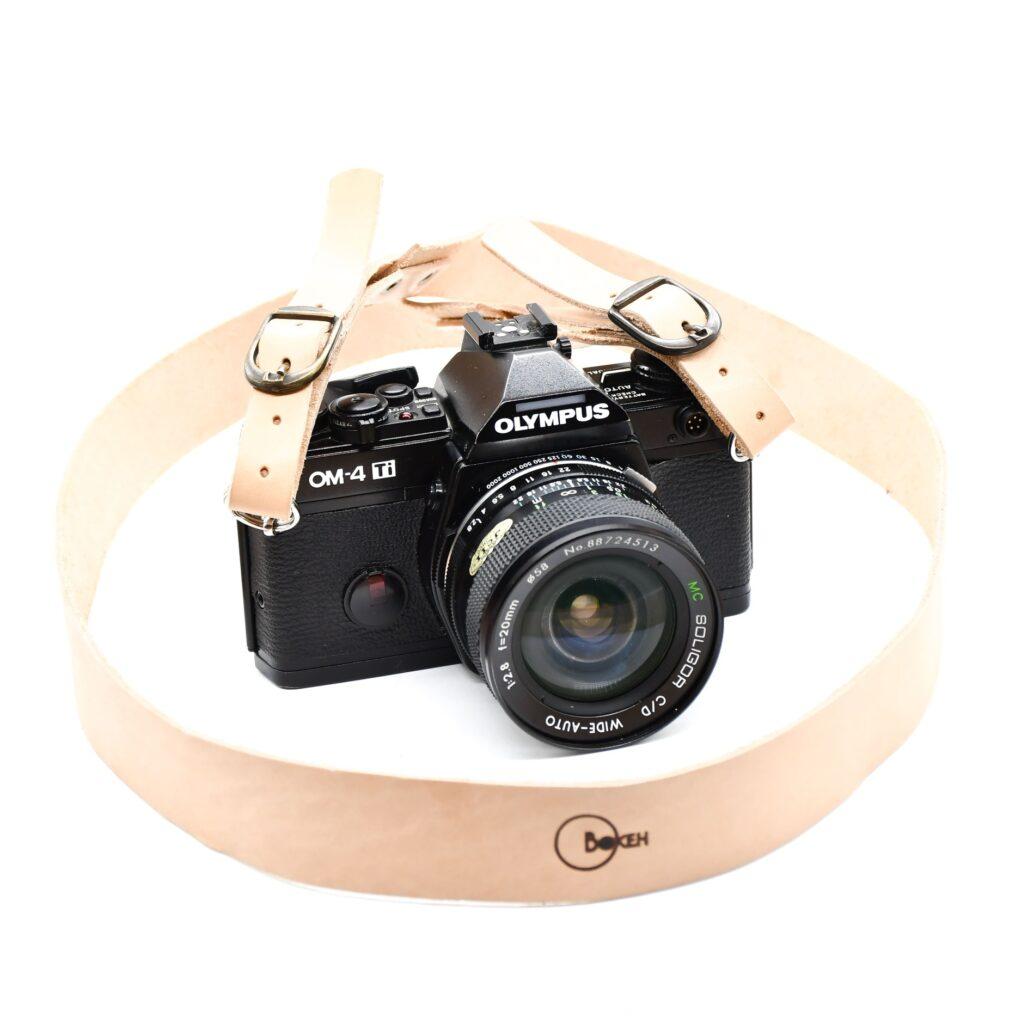 Leather Camera Strap 3cm 3