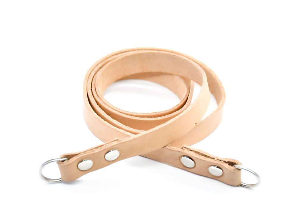 Leather neck Strap 1,5cm 6