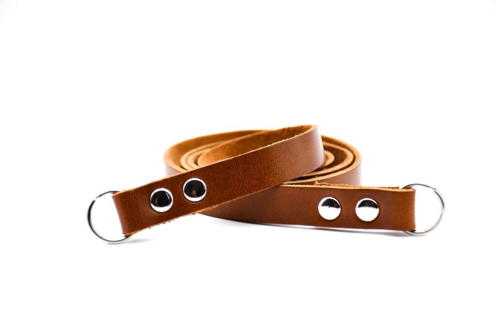 Leather neck Strap 1,5cm 5