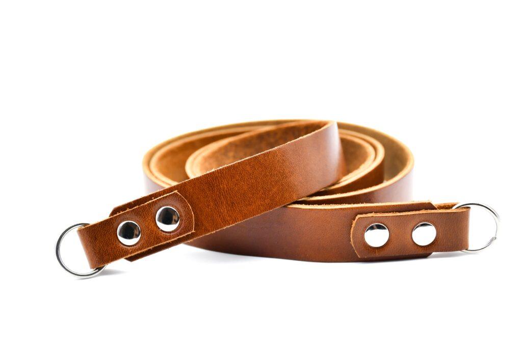 Leather neck Strap 2cm 7