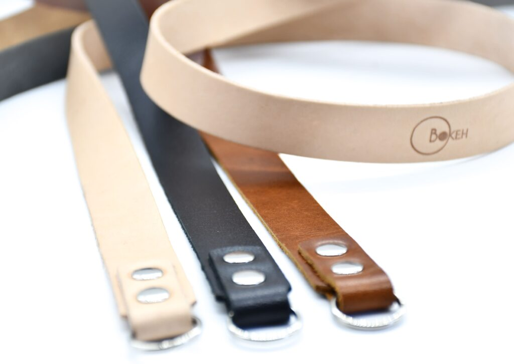 Leather neck Strap 2cm 4