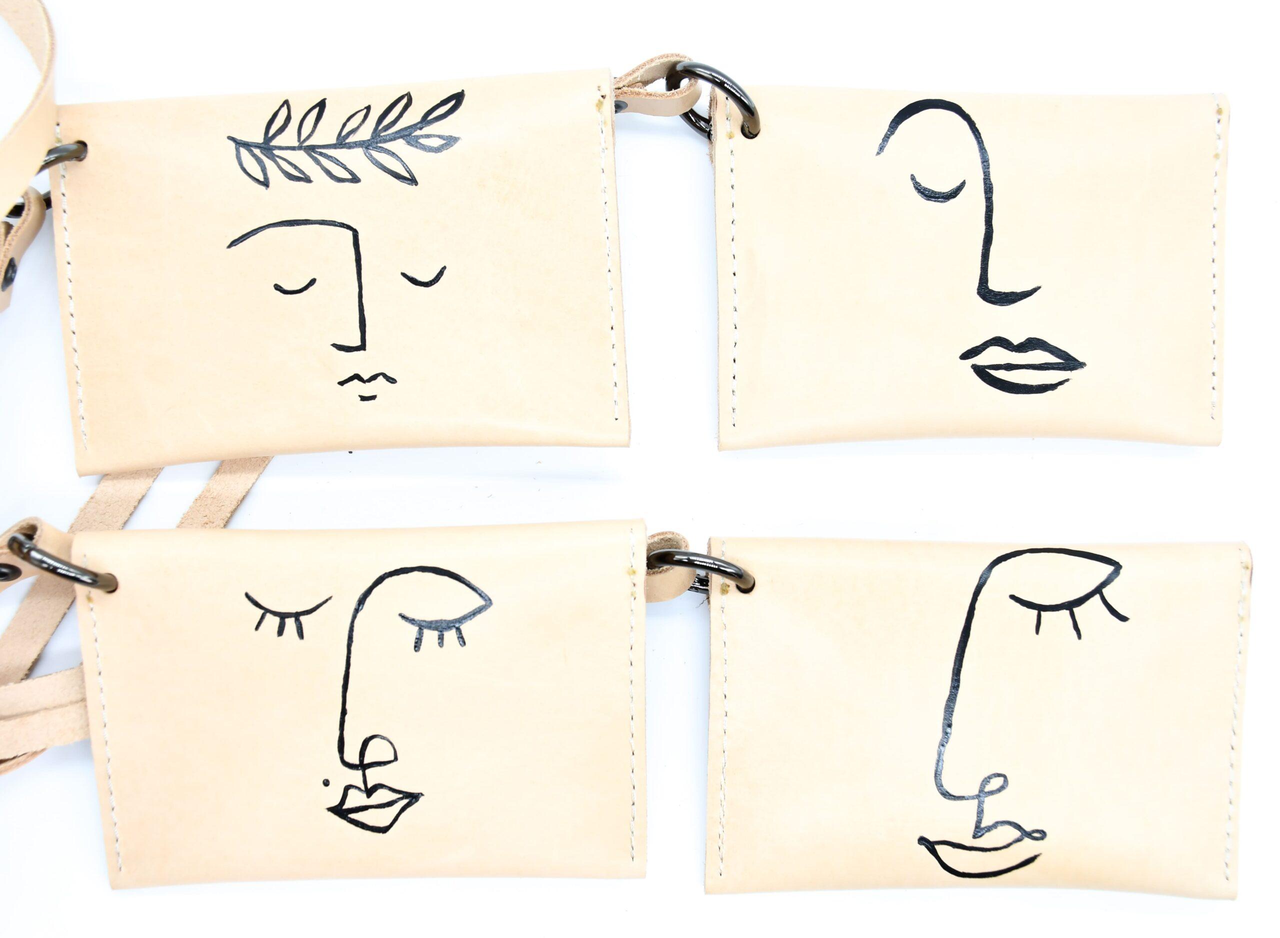 Line Art Face #03 5