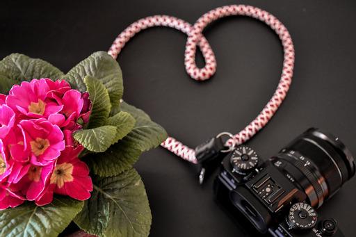 Snake Rope Camera strap 1