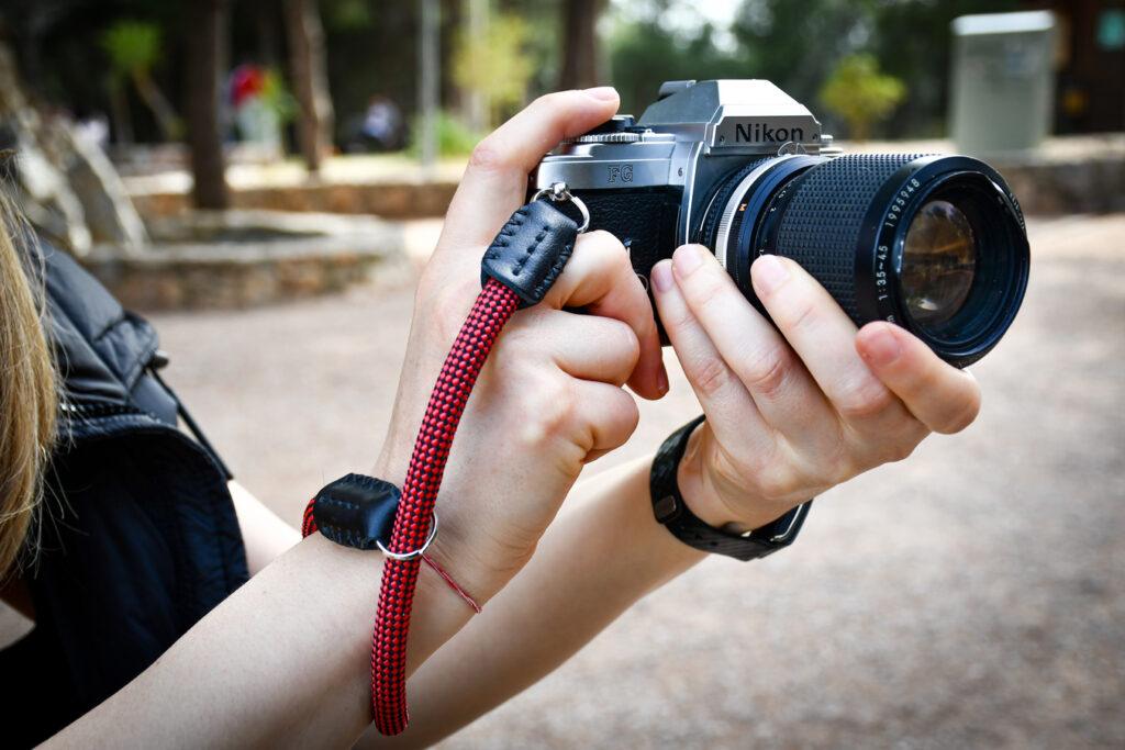 Wrist-Rope Camera Strap 1