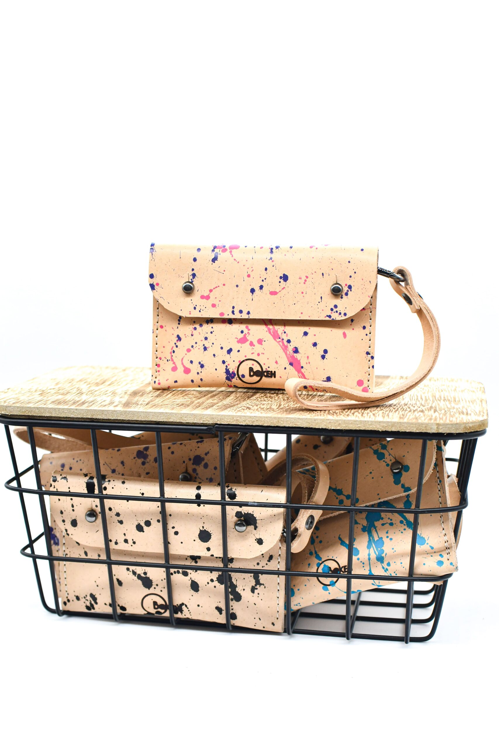 Splash coin purse 1