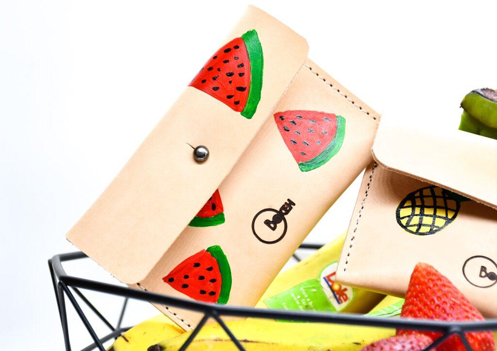 Watermelon coin purse 1