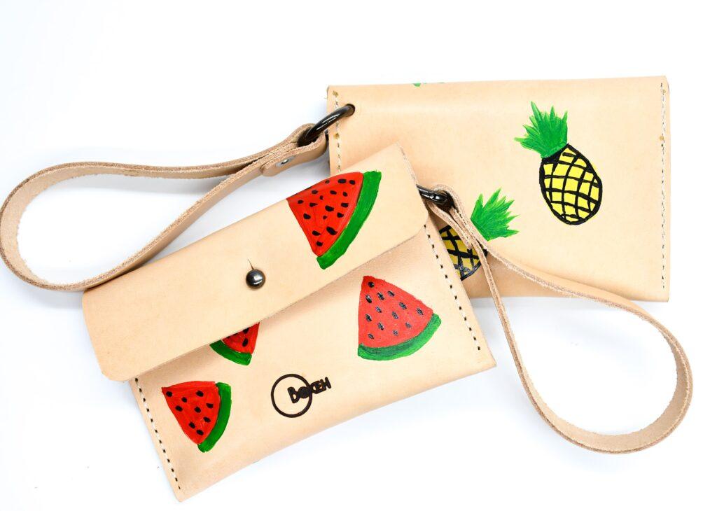 Watermelon coin purse 4