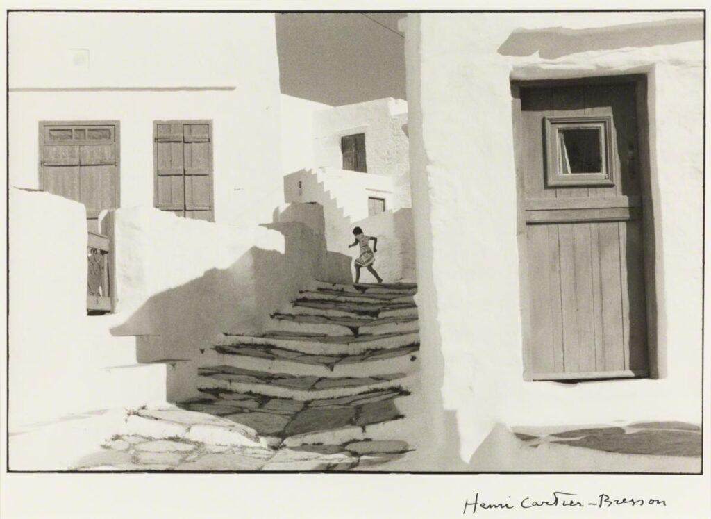 SIPHNOS, GREECE Henri Cartier-Bresson ( 1961 ) 1